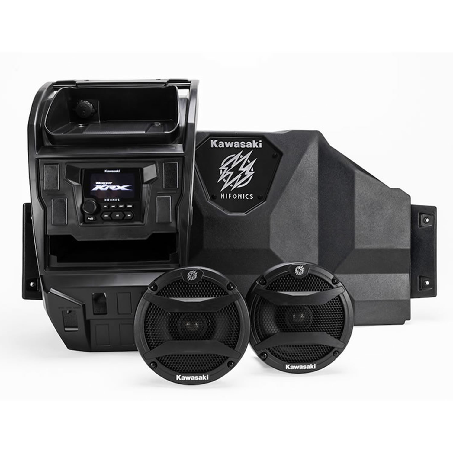 Kawasaki All-in-Ones & Audio Systems